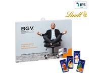 Wunsch-Adventskalender BUSINESS mit Vollmilch-Naps