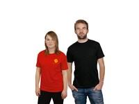 T-Shirt 150 gr/m2 farbig - M