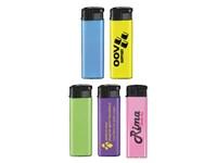 Elektronisches Feuerzeug, Pastell, nachfüllbar