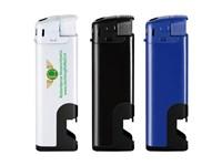 Elektronisches Feuerzeug Flaschenöffner, nachfüllb