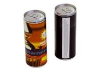 Energy Drink in Blechdose 250 ml., pfandfrei