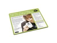 AntiBug™ HardTop Mouse Mat