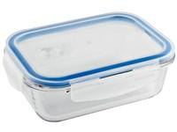"Metmaxx® Store Box ""Food&Go"" blauer Ring"