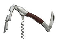Laguiole-Kellnermesser, Doppelhebel, Kunststoffgri