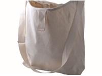 Pilzsammlertasche aus Bio-Baumwolle'Octobre'