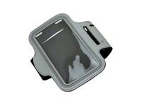 Sportarmband für Smartphone 'Trail', grau
