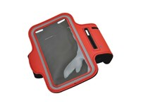 Sportarmband für Smartphone 'Trail', rot