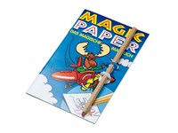 "Malbuch ""Magic Paper"", bunt"