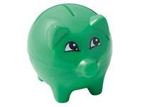 """Spardose """"Piggy"""", grün"""