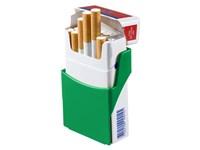 """Zigarettenhalter """"Zig-Clip"""", grün"""