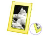 """Bilderrahmen """"Lux"""", transparent-gelb"""
