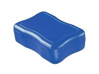 """Brotzeitdose """"Wave"""" groß, blau"""