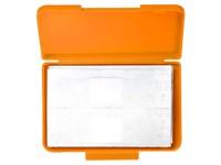 "Notfall-Set ""Pflaster Box"", orange"