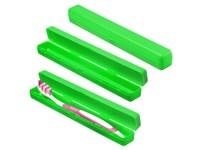 """Schutzbox """"Zahnbürste"""", trend-grün"""
