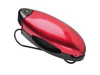 """Brillenhalter """"Clip"""", rot/schwarz"""