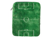 "Tablet-Pc Tasche ""Soccer"", grün"