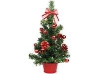 """Weihnachtsbaum """"Lametta"""", grün"""