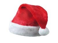 """Weihnachtsmütze """"Santa"""", rot"""