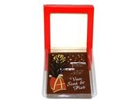 Schokoladen Karte