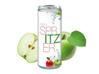 Apfelspritzer, 250 ml, Smart Label