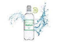 Wasser, medium, 500 ml, Smart Label