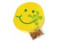 Klappkärtchen Smiley fit , Kresse, 1-4 c Digitaldr