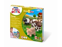 "STAEDTLER FIMO kids Modellierset ""form&play"", Farm"