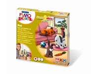 "STAEDTLER FIMO kids Modellierset ""form&play"", Haus"