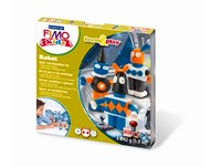 "STAEDTLER FIMO kids Modellierset ""form&play"", Robo"