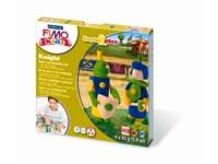"STAEDTLER FIMO kids Modellierset ""form&play"", Ritt"