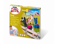 "STAEDTLER FIMO kids Modellierset ""form&play"", Pony"