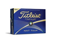 Titleist NXT Tour Golfbälle
