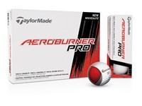 Taylormade Aeroburner Golfbälle