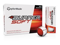 TaylorMade Burner SOFT Golfbälle