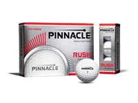 Pinnacle Rush White