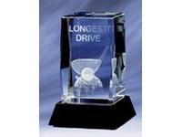 Cristal Längster Drive 10cm