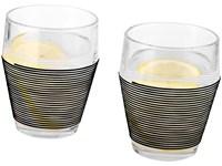 Timo 2 teiliges Wasserglas Set