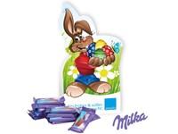 Werbe-Osterhase Milka