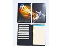 Kalender Brieftasche mit Foto. Ihre digitale Foto