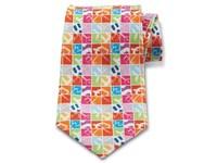 Bedruckte Krawatte REFLECTS-VALMIERA