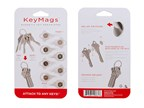 KeySmart KeyMags Clam