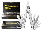 Leatherman Rebar Leather Sheath Giftbox
