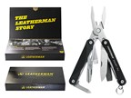 Leatherman Squirt Black Giftbox