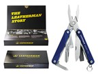 Leatherman Squirt Blue Giftbox