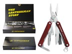 Leatherman Squirt Red Giftbox