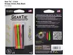 Nite Ize Gear Tie 3 4 pack 4 Colors