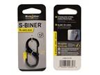 Nite Ize S-Biner 2 Slidelock Stainless Black