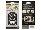 Nite Ize Financial Tool Black