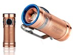 Olight SMINI Baton Limited edition Raw Copper