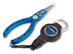 T-Reign Fishing Pliers wRetractable Gear Tether